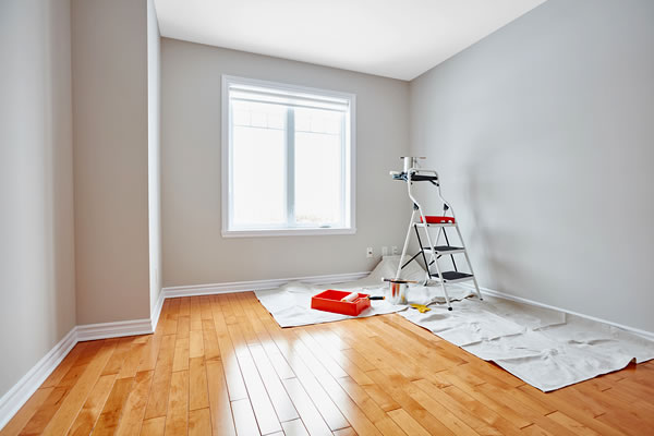 Tips om te besparen op de kosten om een huis te schilderen